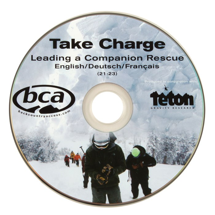 "BCA - BCA ""Take Charge"" DVD"