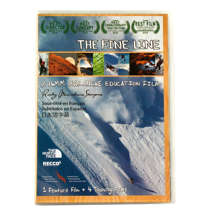 "BCA - ""The Fine Line"" DVD"