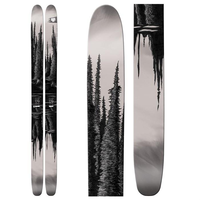 4FRNT - EHP Skis 2012