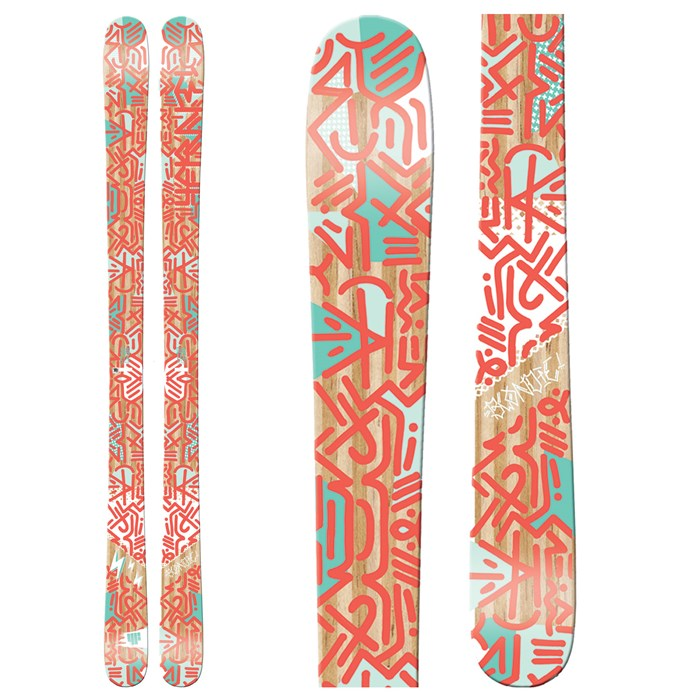 4FRNT - Blondie Skis - Women's 2012