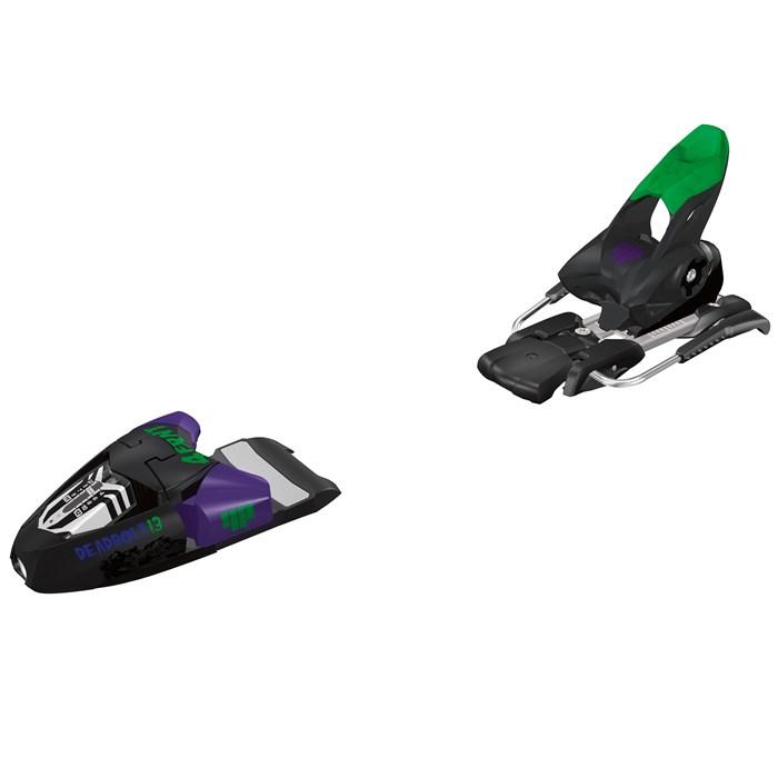4FRNT - Deadbolt 13 Ski Bindings (97mm brakes) 2012