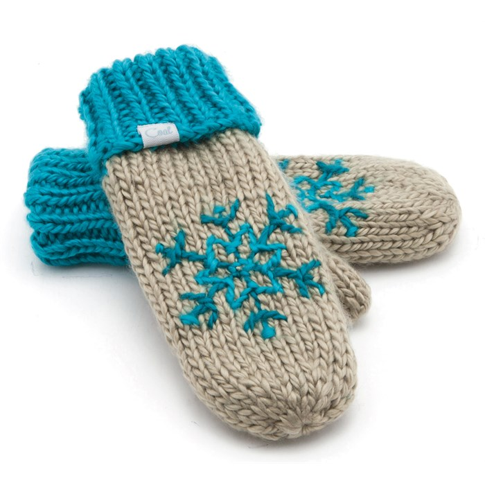 Coal - The Greta Mittens - Women's