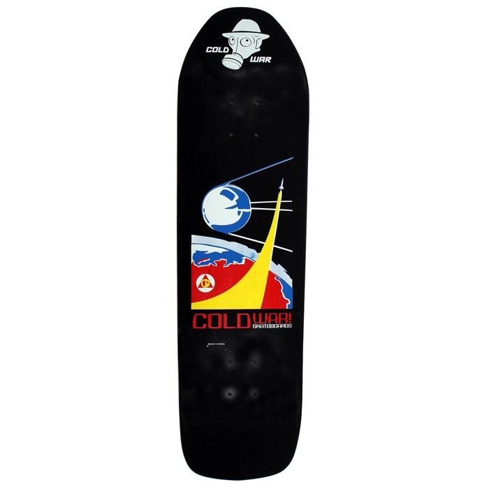 Cold War - Icbm Skateboard