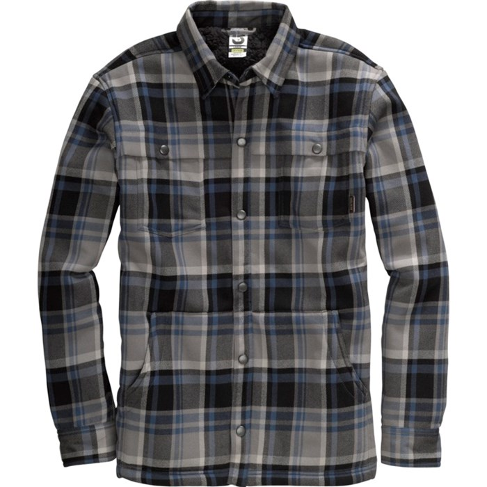 Burton - Haven Sherpa Flannel Shirt