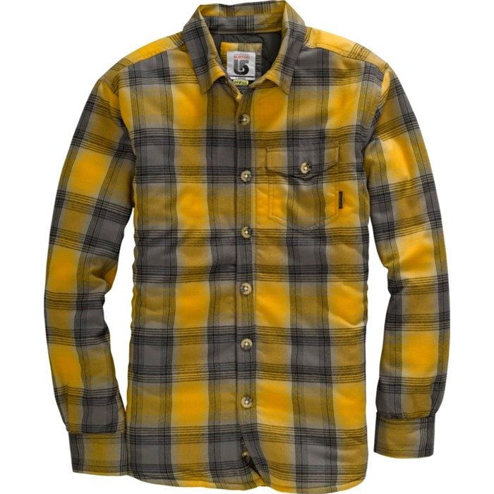 Burton Windsor Quilted Flannel Shirt | evo : quilted flannel shirts - Adamdwight.com