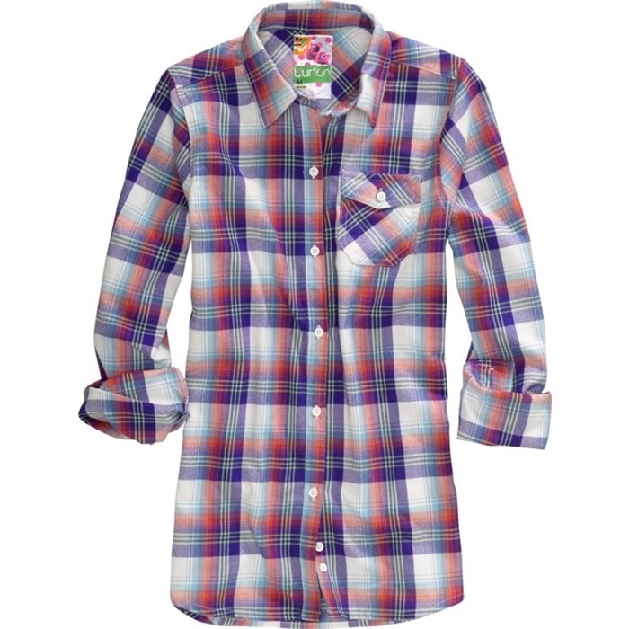 Burton - Player Flannel Shirt - Women's