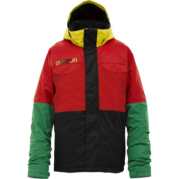 Burton - Fray Jacket - Boy's