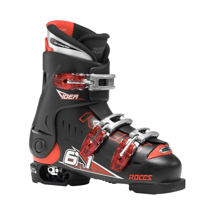 Roces - Idea Adjustable Ski Boots - Youth (16.0-18.5) 2012