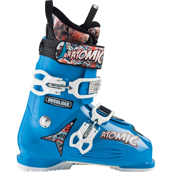 Atomic - Overload Reactor Ski Boots 2012
