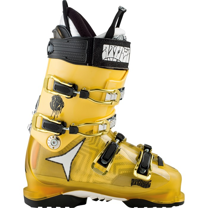 Atomic - The Volt Ski Boots 2012