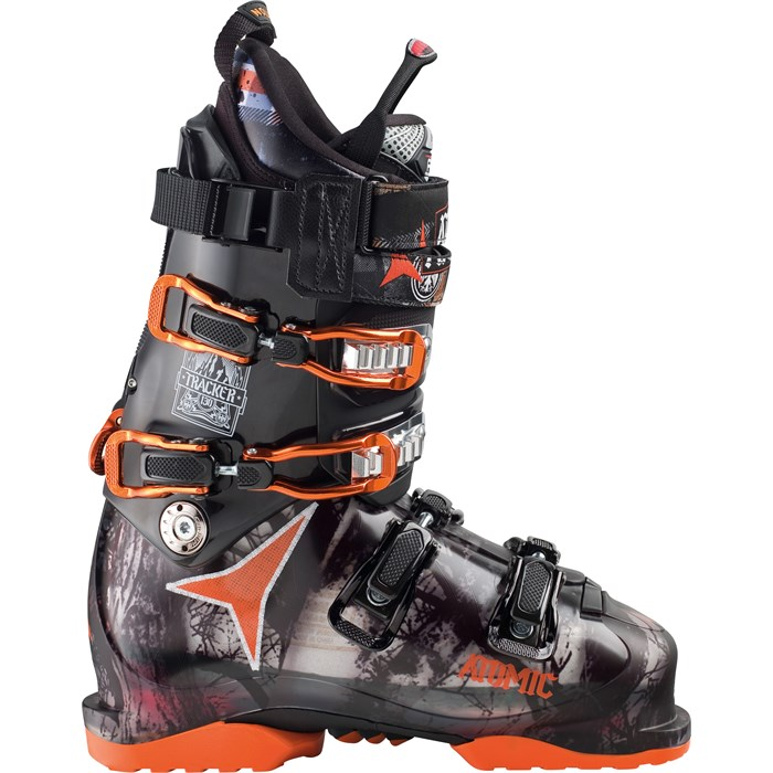 Atomic - Tracker 130 INT Alpine Ski Boots 2012