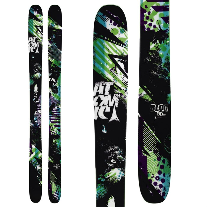 Atomic - Blog Skis 2012