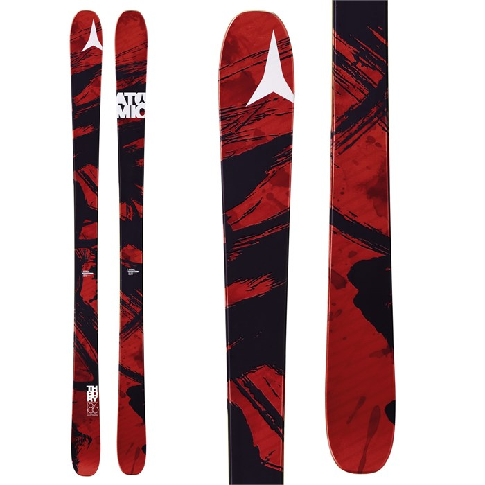 Atomic - Theory Skis 2012