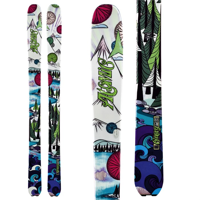 Atomic - Century Skis - Women's 2012