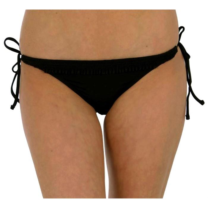 Volcom Womens Smock That Tie Side Skimpy Bikini Bottom