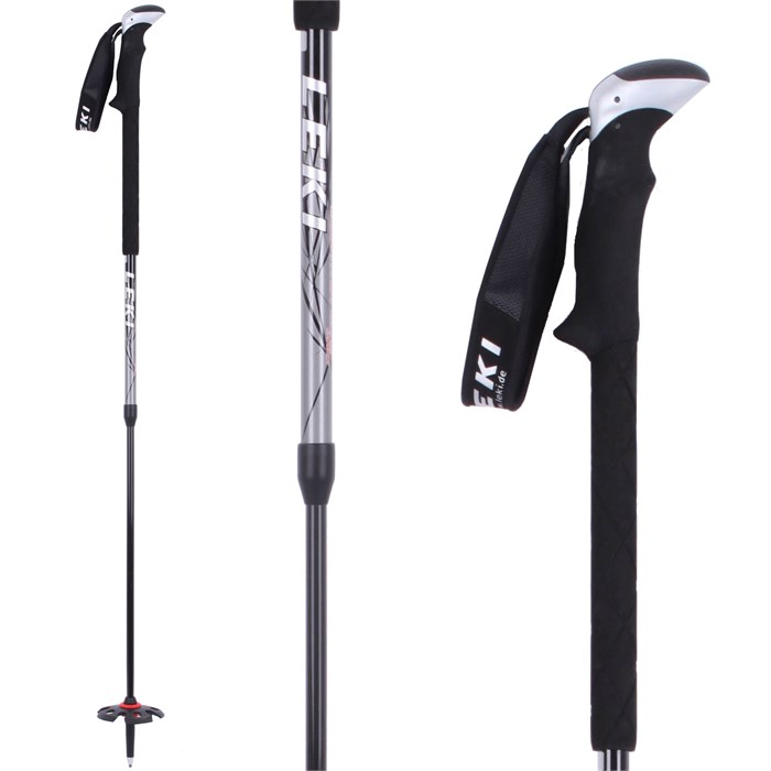 Leki - Mountain Lite Carbon Ski Poles 2011