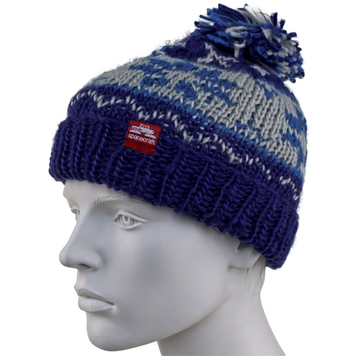 Spacecraft - Wully Pom Beanie