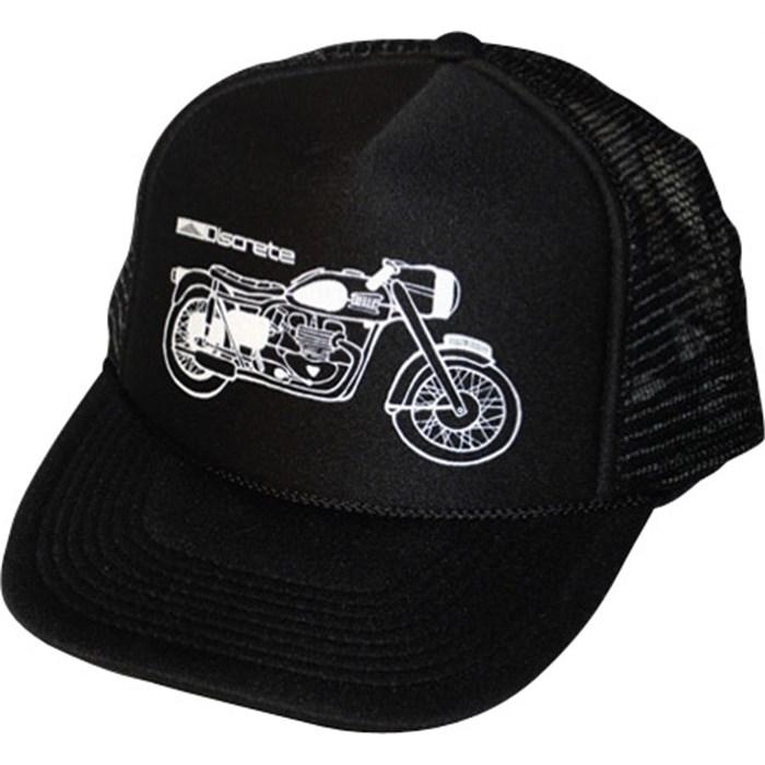 Discrete - Moto Solo Trucker Hat