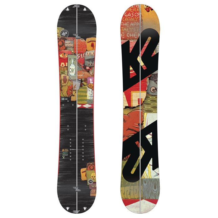 K2 - Panoramic Splitboard 2012