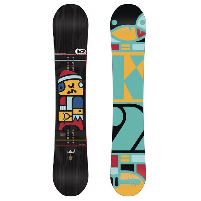 K2 - FastPlant Snowboard 2012