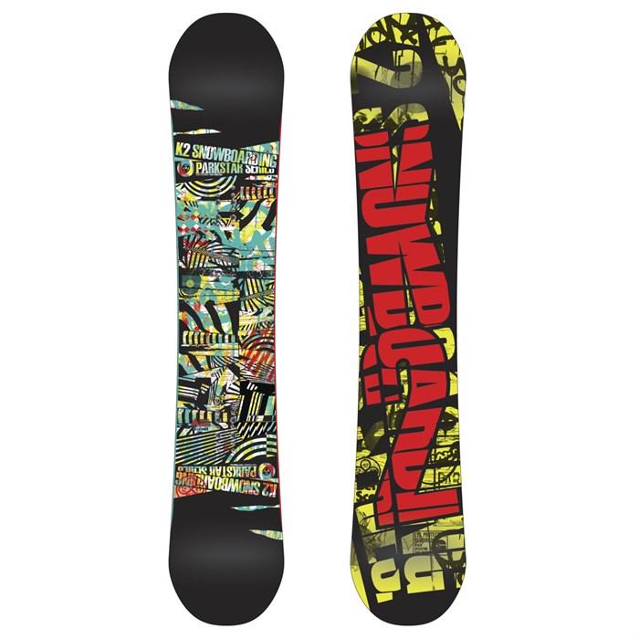 48b9a77fb8 K2 Parkstar Snowboard 2012