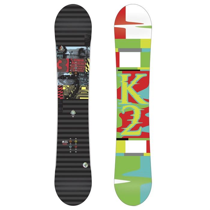 K2 - Lifelike Snowboard  2012