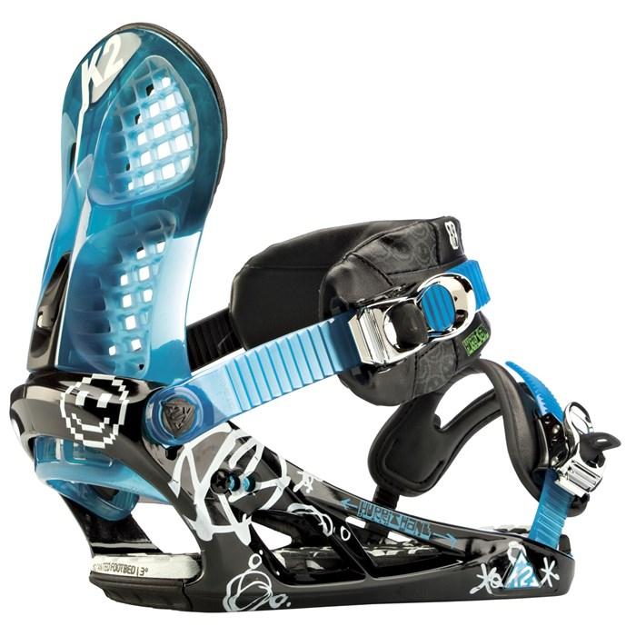 K2 - HurriThane Snowboard Bindings 2012