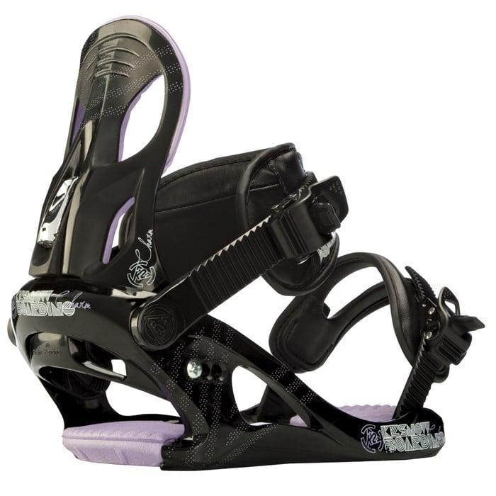 K2 - Charm Snowboard Bindings - Women's 2012