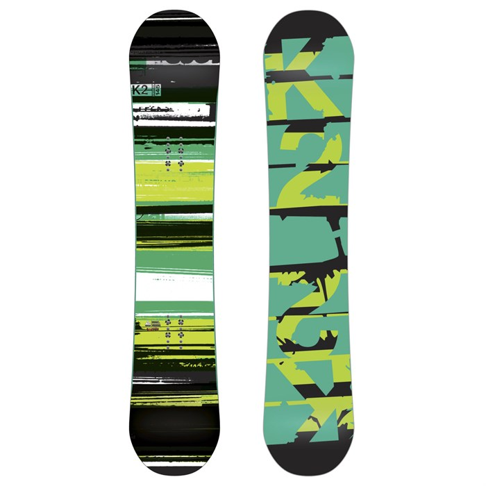 K2 - Playback Snowboard 2012