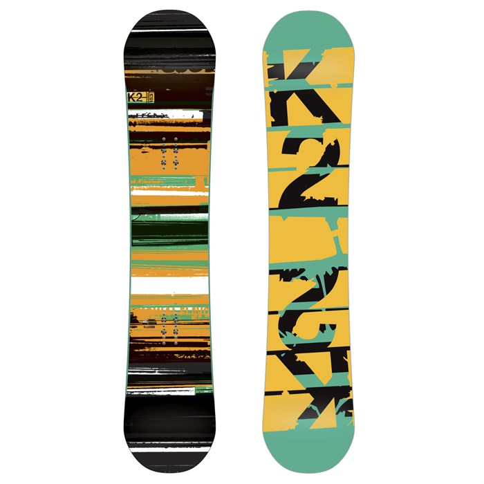 K2 - Playback Wide Snowboard 2012
