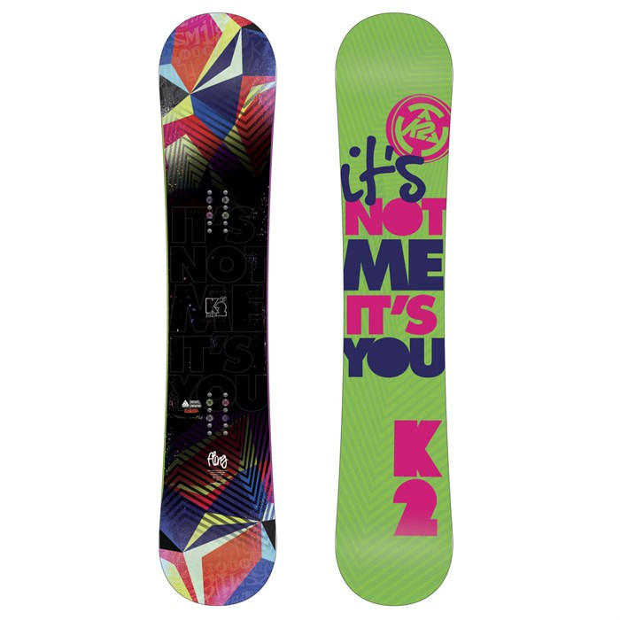 K2 - Fling Snowboard - Women's 2012