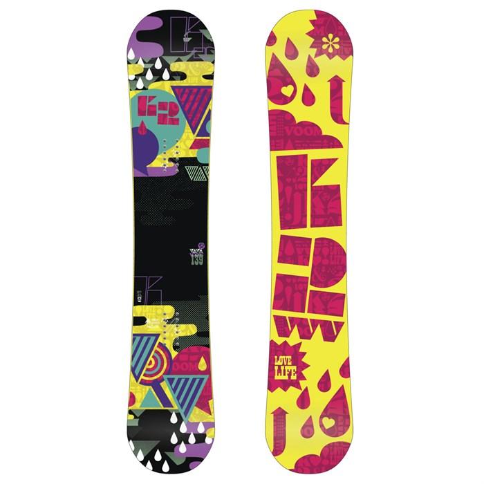 K2 - Va Va Voom Rocker Snowboard - Women's 2012