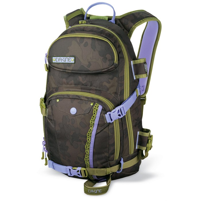 Dakine - DaKine Annie Boulanger Team Girls Heli Pro Backpack - Women's