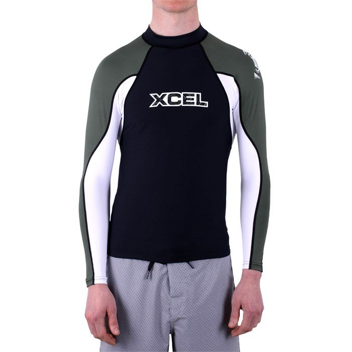 XCEL - UPF 50+ Long Sleeve Rash Guard 2011