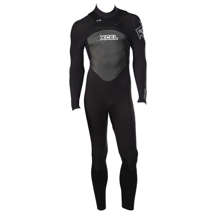 XCEL - X-Flex X-Zip 4/3mm Full Length Wetsuit