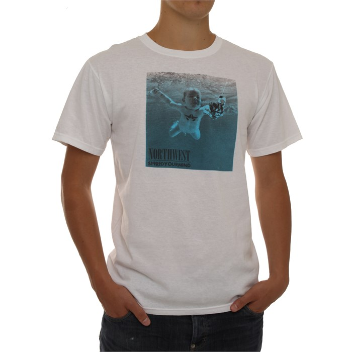 Rome - Rome Northwest Nevermind T Shirt