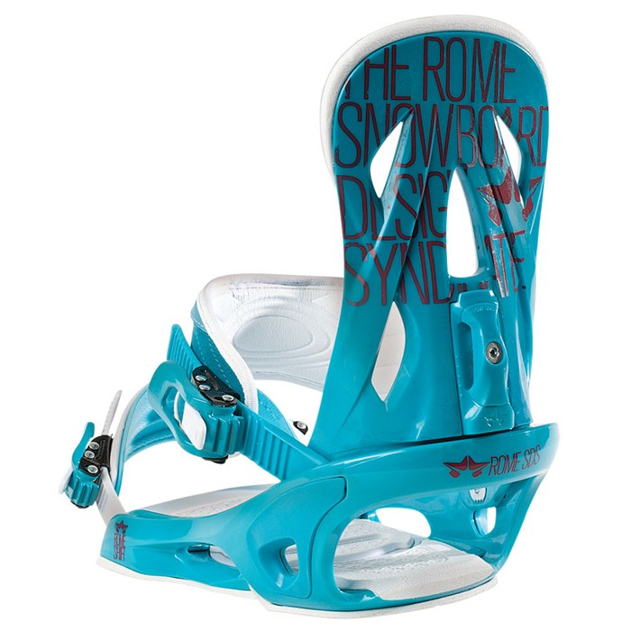 Rome - Shift Snowboard Bindings - Women's 2012