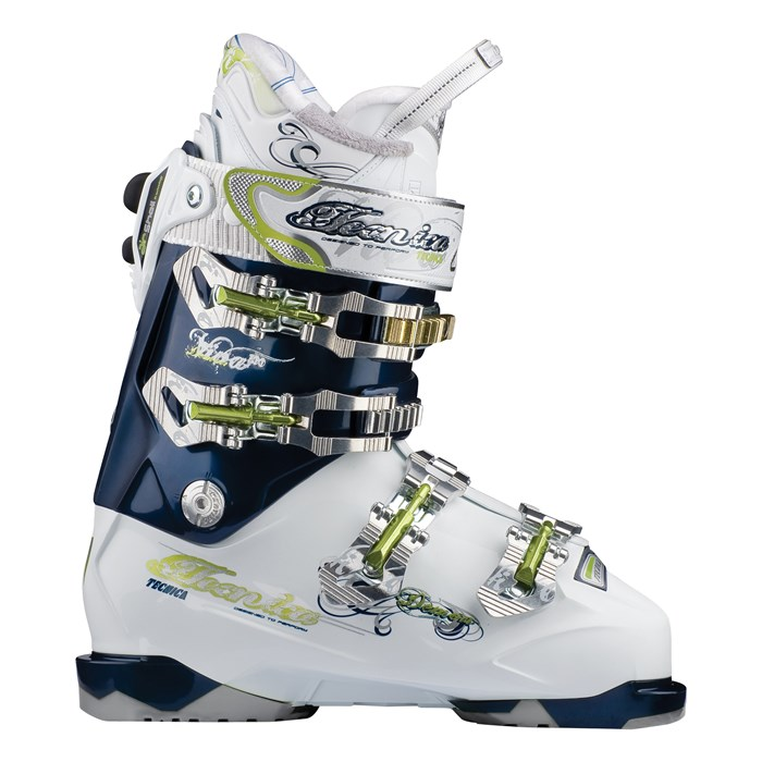 Tecnica - Viva Demon 100 Air Shell Ski Boots - Women's 2012