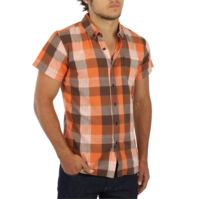 Obey Clothing - West Indies Short Sleeve Button Down Shirt