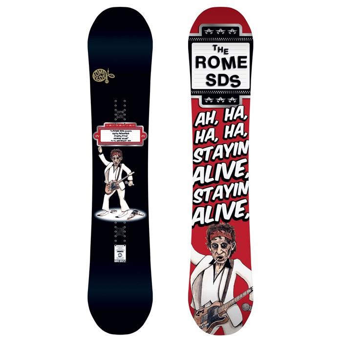 Rome - Artifact Snowboard 2012