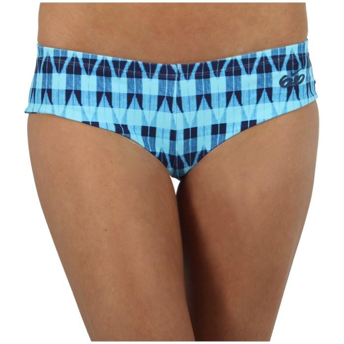 Nike - Ikat Tempo Low Bikini Bottom - Women's
