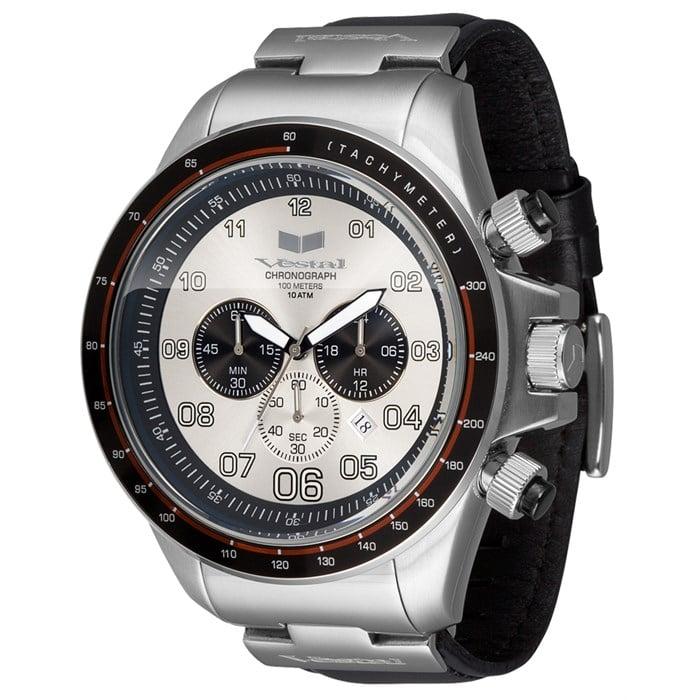 Vestal - ZR-3 Leather Watch