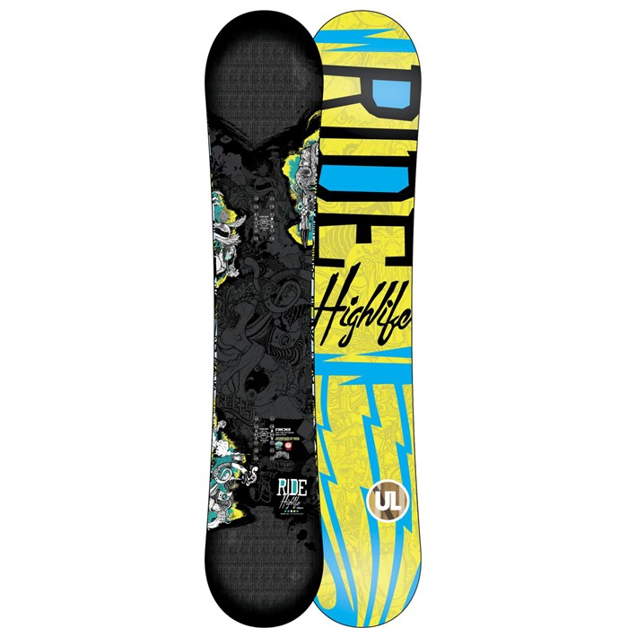 Ride - Highlife UL Snowboard 2012