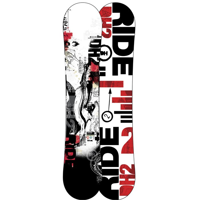 Ride - DH2 Wide Snowboard 2012
