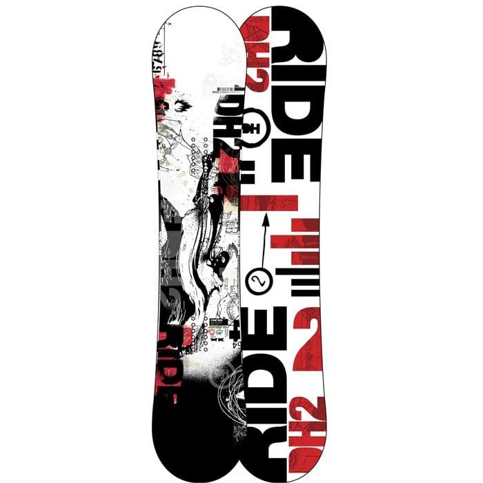 Ride - DH2 Wide Snowboard 2012