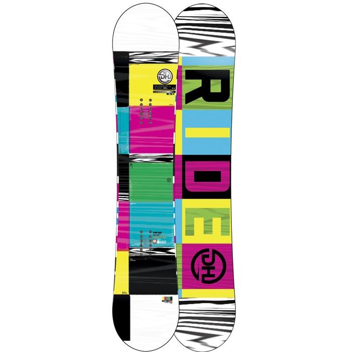 Ride - DH Snowboard 2012