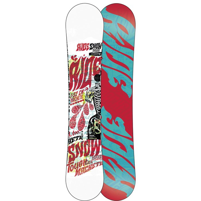 Ride - Machete Snowboard 2012
