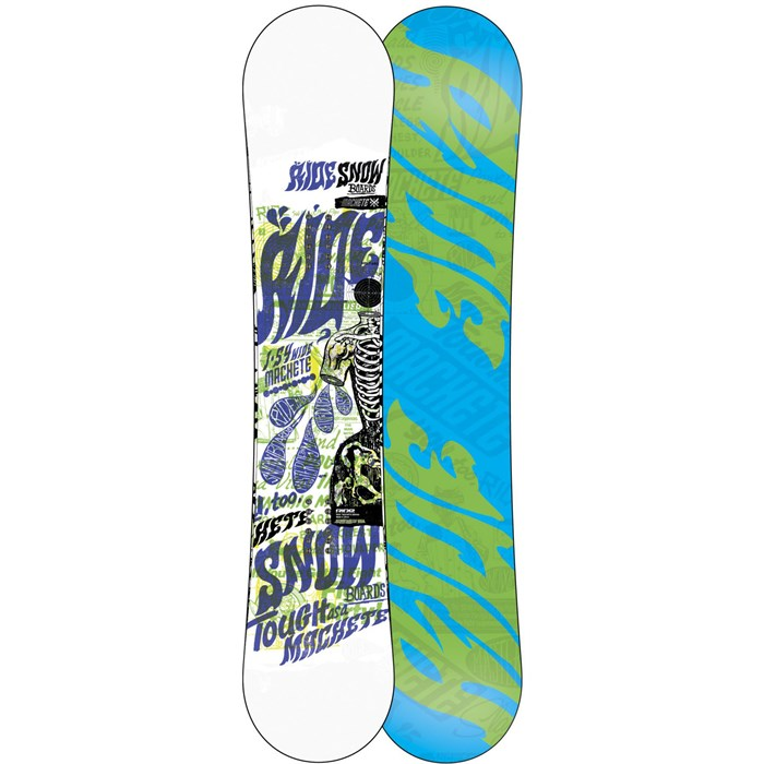 Ride - Machete Wide Snowboard 2012