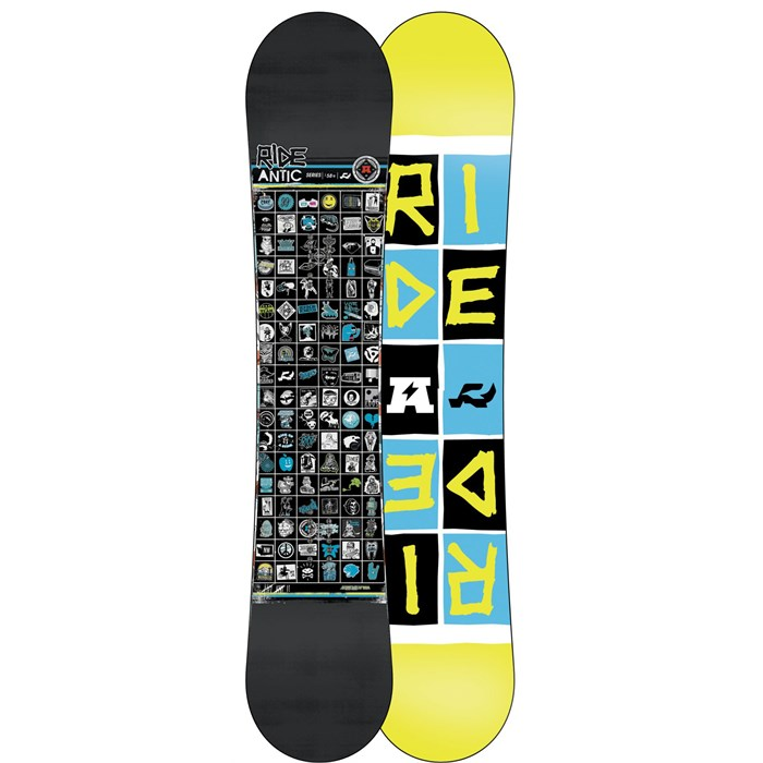 Ride - Antic Wide Snowboard 2012