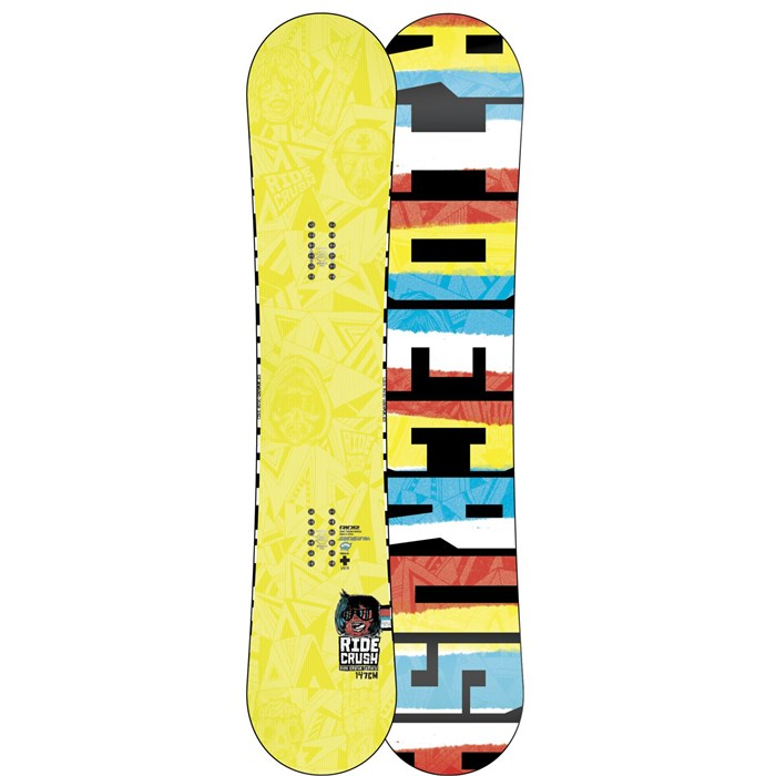 Ride - Crush Snowboard 2012